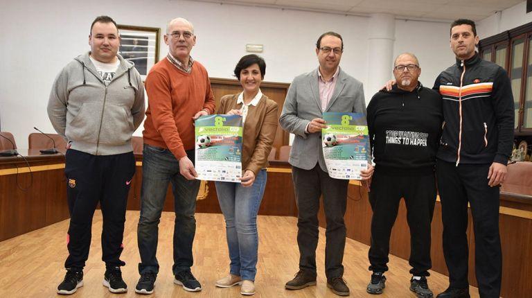 Torneo de fútbol con más de 100 equipos en Santa Pola coincidiendo con Semana Santa
