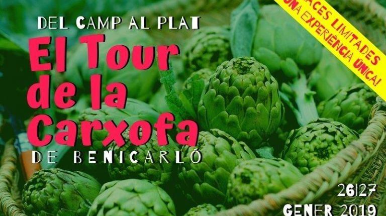 El Tour de la Alcachofa: una original propuesta gastro-turística