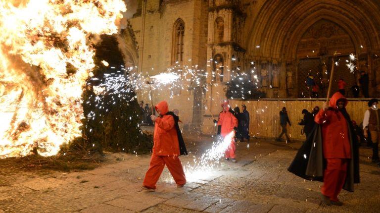 Sant Antoni Morellano se celebra los días 19 y 20 de enero con un tradicional programa