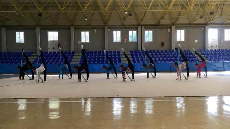 El Club Gimnasia Rítmica de Buñol organiza el Trofeo Mediterráneo con una previsión cercana a las 200 gimnastas