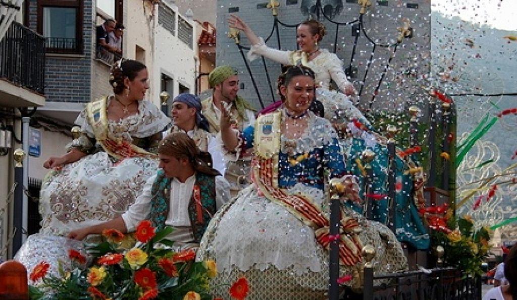 fiestas en oropesa del mar