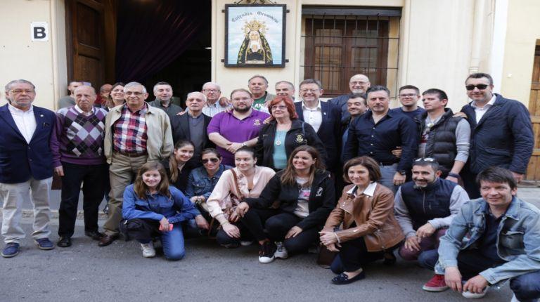 Puig destaca el valor cultural y el potencial turístico de la Semana Santa Marinera