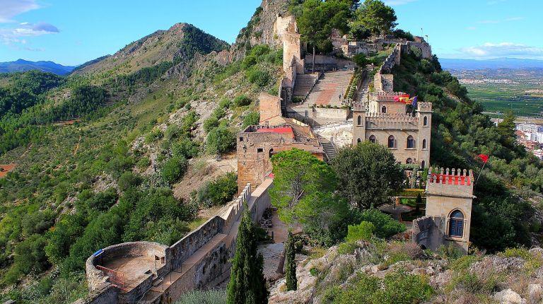 Xàtiva forma parte del Club de Producto Turístico Castillos y Palacios de España