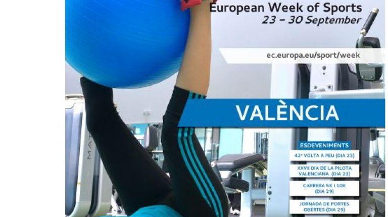 Semana Europea del Deporte