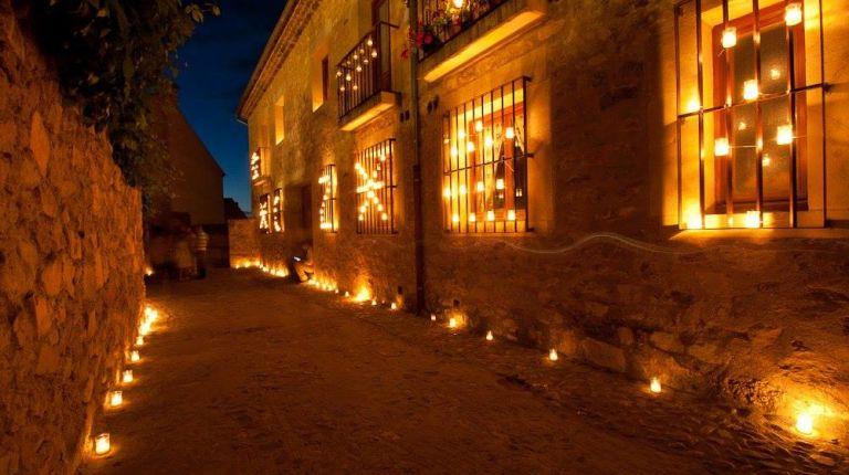 """""""Utiel, 250 años a la luz de las velas"""" propone un programa festivo del 1 al 3 de junio"""