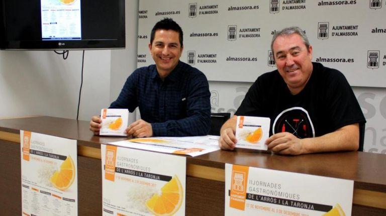 Almassora prepara menús para las II Jornades Gastronòmiques de l'Arròs i la Taronja