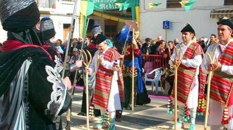 Benissa comienza el año celebrando la Fira i Porrat en honor de San Antón