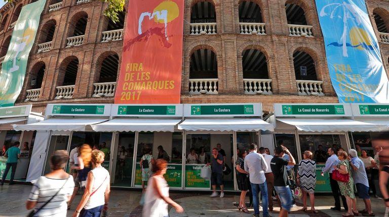 La Feria de las Comarcas vuelve a la Plaza de Toros de Valencia