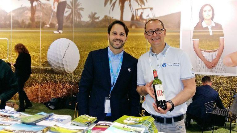 Costa Blanca promociona su oferta turística de golf en Dinamarca
