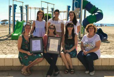 Las playas de Santa Pola renuevan el Certificado ISO 9.001 y 14.001 por su calidad y servicios