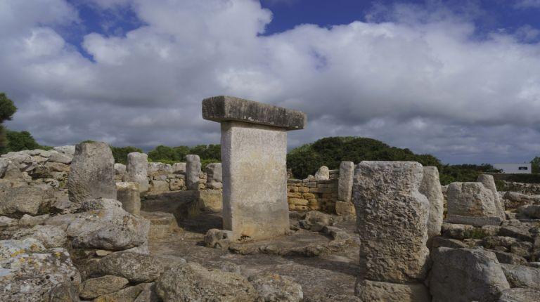 El Museu de Prehistòria presenta la muestra Arquitectura Talaiòtica a la Prehistòria de Menorca