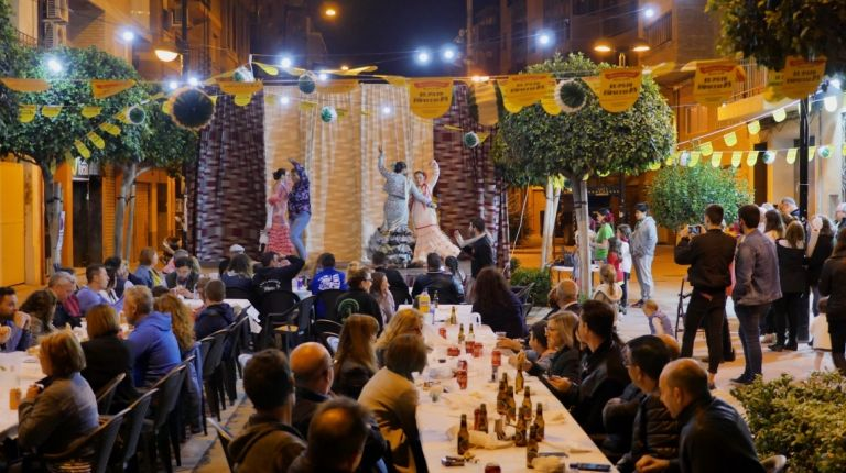 Alboraya celebra la 'Feria Andaluza 2019'